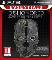 Dishonored (Game of the Year Edition) Essentials PS3