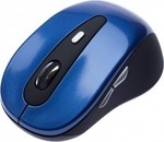 Connect IT Wireless Mouse Blue CI-164