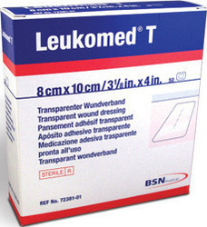 BSN Medical Leukomed T 8cm x 10cm 5τμχ