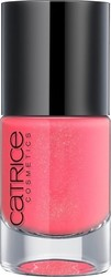 Catrice Cosmetics Ultimate Nail Lacquer 90 She Said Yes In Her Red Dress