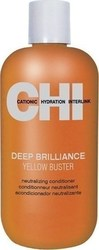 Farouk Chi Deep Brilliance Yellow Buster Conditioner 355ml