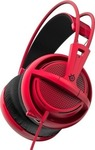 SteelSeries Siberia 200 Forged Red