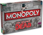 Winning Moves Monopoly: The Walking Dead