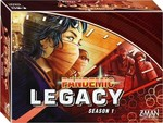 Z-Man Games Pandemic: Legacy Red