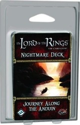 Fantasy Flight The Lord of the Rings: Journey Along the Anduin Nightmare Deck