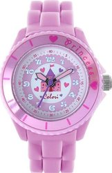 Colori Kids Collection Pink Rubber Strap CLK036
