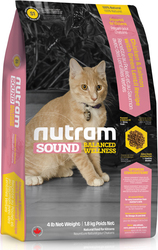 Nutram S1 Sound Balanced Wellness 1.8kg