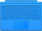 Microsoft Surface Pro 4 Type Cover Bright Blue