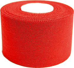 Jaybird 20-C Athletic Trainers Tape Red 3.8cm x 13.7m