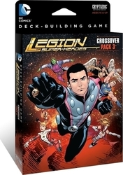 Cryptozoic Entertainment Dc Comics Deck-Building Game: Legion of Super-Heroes