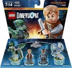 Lego Dimensions - Jurassic World Team Pack
