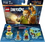 Lego Dimensions - Scooby-Doo Team Pack