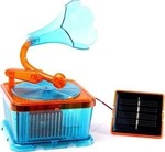 Science Time Solar Music Box