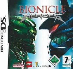 Bionicle Heroes DS