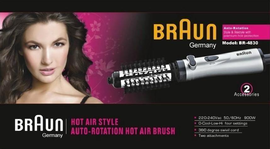 Προσθήκη στα αγαπημένα menu Braun Hot Air Style Auto-Rotation Brush 7ccf6e39138