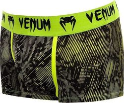 ΜΠΟΞΕΡΑΚΙ VENUM FUSION BOXER SHORTS - BLACK/YELLOW