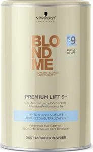 Schwarzkopf Blondme Premium Lift 9 Dust Reduced Powder 450gr