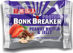 Bonk Breaker Protein Bar 62gr Peanut Butter & Jelly