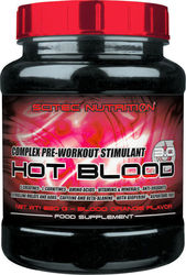 Scitec Nutrition Hot Blood 3.0 820gr Tropical Punch