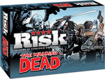 USAopoly Risk : The Walking Dead Survival Edition