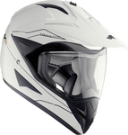 Kappa Moto KV10 Trail Gloss White