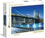 High Quality Collection: Νέα Υόρκη 1500pcs (31804) Clementoni