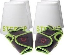 Venom Wii Fit Balance Board Step Up Pro Pack Weighted Gloves