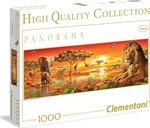 High Quality Collection: Αφρικανική Σαβάνα 1000pcs (39259) Clementoni