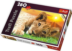Lion Whelp 260pcs (13163) Trefl