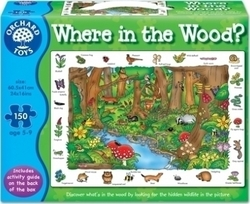 Where in the Wood? 100pcs (254) Orchard