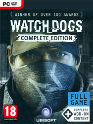 Watch Dogs (Complete Edition) PC