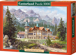 Castle at the Foot of the Mountains 3000pcs (C-300099) Castorland