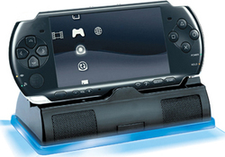 StarTech Speaker Portable Blue Light PSP
