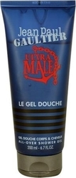 Jean Paul Gaultier Ultra Male Shower Gel 200ml
