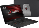 Asus Rog GL552VW-DM201T (i7-6700HQ/8GB/1TB + 256GB/GeForce GTX 960M/FHD/W10)