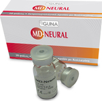 Guna MD-Neural 10 αμπούλες x 2ml