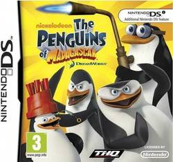 The Penguins of Madagascar DS