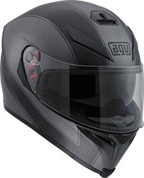 AGV K-5 Enlace Black/Matt Grey