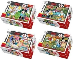 Mini: Mickey & Friends 54pcs (54069) Trefl