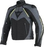 Dainese Hawker D-Dry Black/Ebony/Fluo Yellow