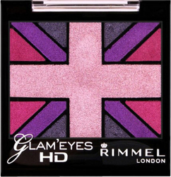 Rimmel London Glam Eyes HD Quad Eye Shadow 013