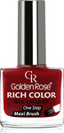 Golden Rose Rich Color Nail Lacquer 122