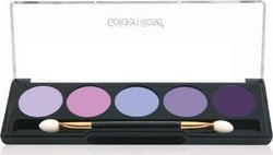 Golden Rose Professional Palette Eyeshadow 105 Purple Line
