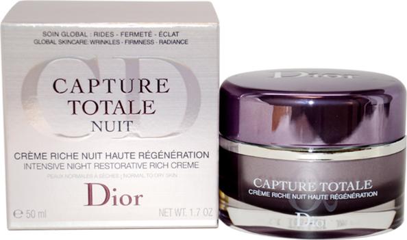 1ac3fd05c3 Dior Capture Totale Intensive Restorative Night Cream 50ml