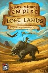 Red Raven Games Eight-Minute Empire: Lost Lands Expansion