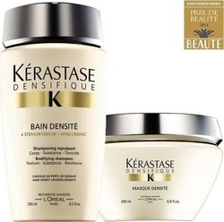 Kerastase Bain Densite Shampoo 250ml & Mask 200ml
