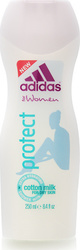 Adidas Protect Shower Milk For Women 250ml