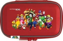 Hori Hard Pouch Mario Family Version DS