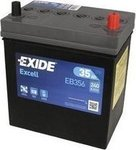 Exide Excell 35Ah EB356