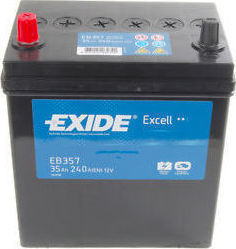 Exide Excell 35Ah EB357